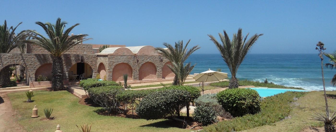 Elegant Palais Face à La Mer   Ref.V575